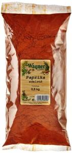 Kochen im Reiskocher Paprika Gewürz