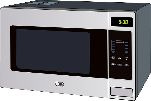Mikrowelle für Reisbeutel Tütenreis
