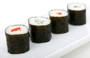 Japanischer Reiskocher Sushi