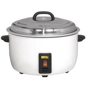 Buffalo Reiskocher für den professionellen Gastronomiebedarf